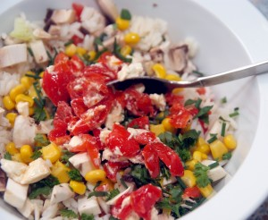 Reissalat_geschnitten