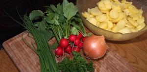 Kartoffelsalat_Zutaten